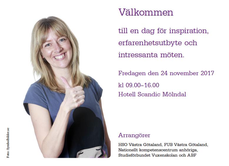 Fredagen Den 24 November Kl 09.00–16.00, Hotell Scandic Mölndal
