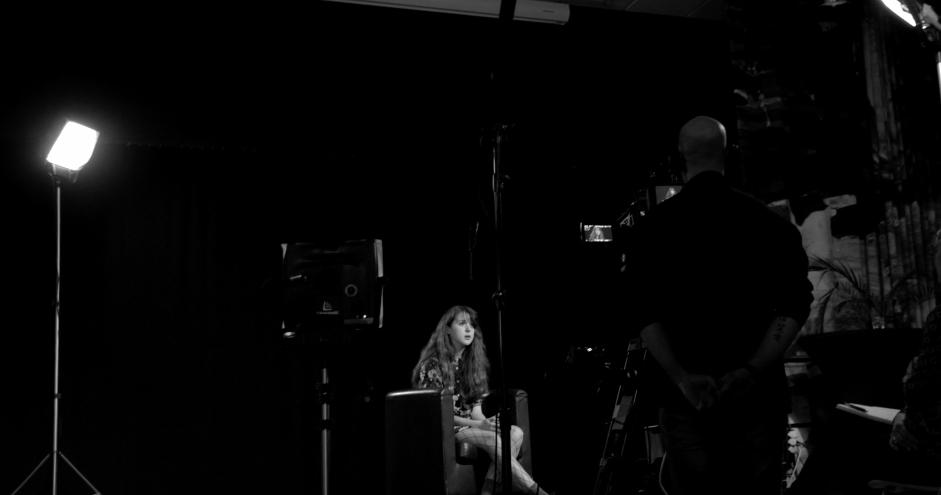 15 Mars, Filminspelning I Studio