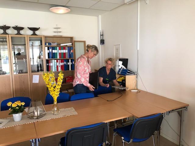 3 Maj, Besök På Boende, Grännäs Strand I Valdemarsvik