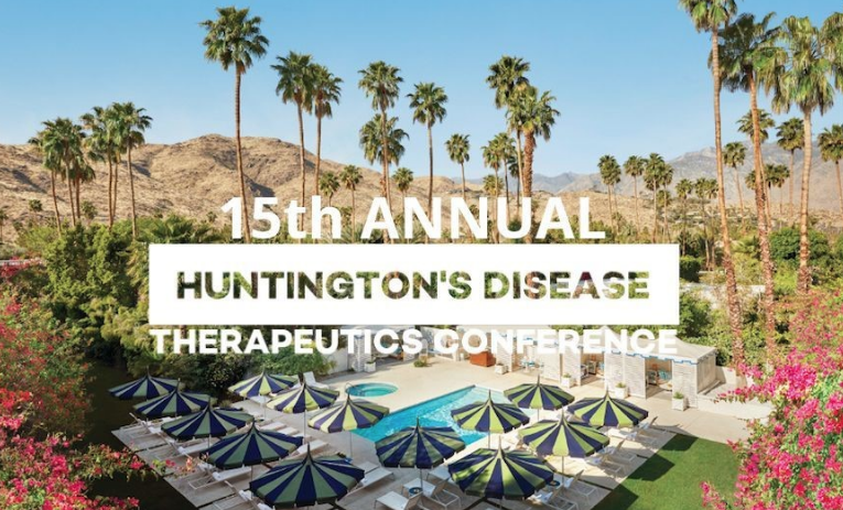 Forskningskonferens I Palm Spring  – CHDI Therapeutics Conference