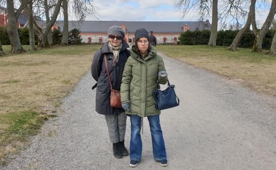 Lyssna Till Lisbeth – Anhörig Till En Vuxen Dotter Med Huntingtons Sjukdom.